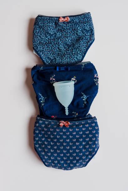 copa menstrual y ropa interior